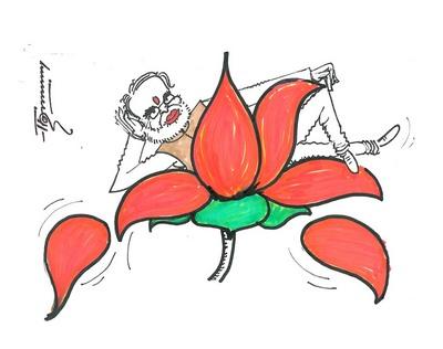 Modi_BJP-epathram