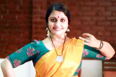 bijibal-wife-dancer-santhi-mohandas-ePathram