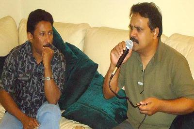 director-akku-akber-singer-kabeer-ePathram
