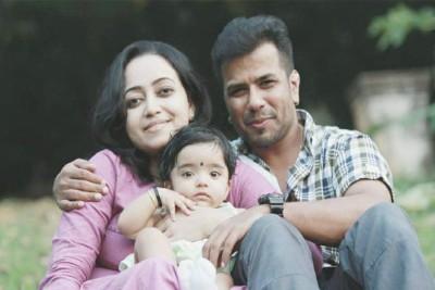 violinist-balabhaskar-wife-lakshmi-daughter-thejaswini-ePathram