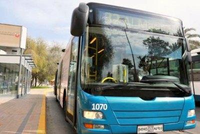 abudhabi-bus-service-by-itc-ePathram