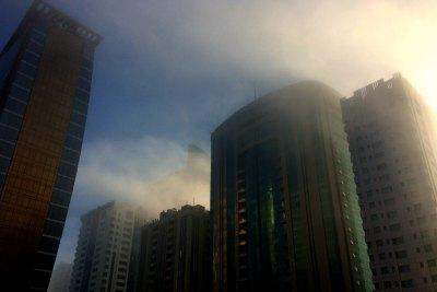abudhabi-fog-in-2015-mist-ePathram