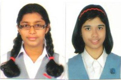 abudhabi-st-joseph-school-cbse-2013-science-toppers-ePathram