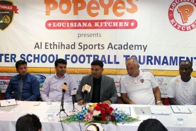 al-ethihad-sports-academy-press-meet-ePathram