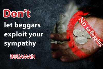 anti-begging-campaign-launched-in-abu-dhabi-ePathram