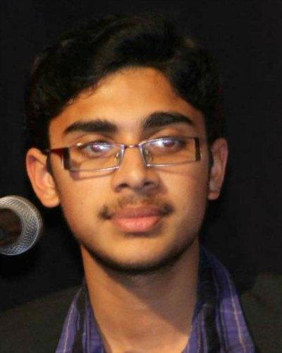 aravind-jayachandran-nair-sunrise-plus-two-topper-boy-ePathram