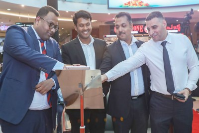 aravind-ravi-palode-mushrif-mall-talentology-2020-ePathram
