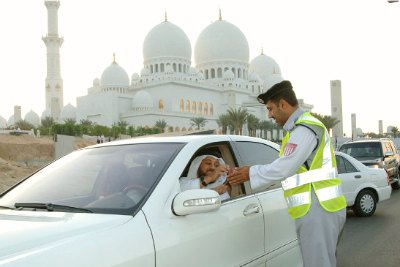 awareness-from-abudhabi-police-ePathram