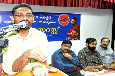 benyamin-ksc-shakthi-literary-wing-ePathram