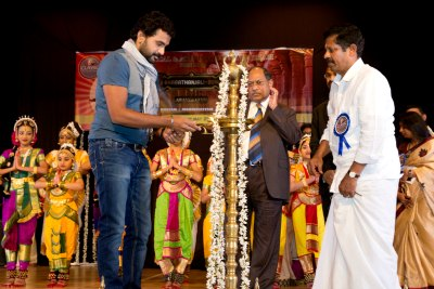 bharathanjali-inauguration-actor-sethu-g-pillai-ePathram