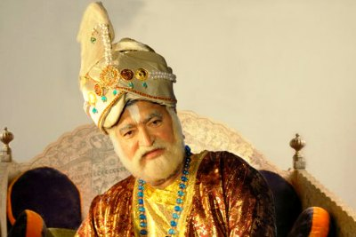 br-shetty-as-dharma-raja-ePathram