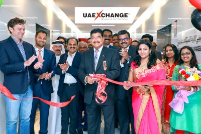 br-shetty-inaugurates-uae-exchange-new-global-head-quarters-ePathram