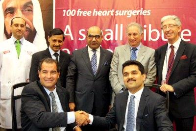 burjeel-hospital-100-free-heart-surgeries-ePathram