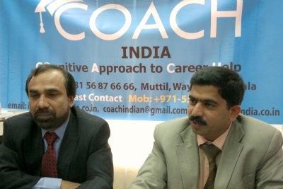 coach-india-ameer-thayyil-dr-ashraf-kt-ePathram