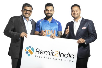 cricketer-virat-kohli-brand-ambassador-of-remit-2-india-ePathram