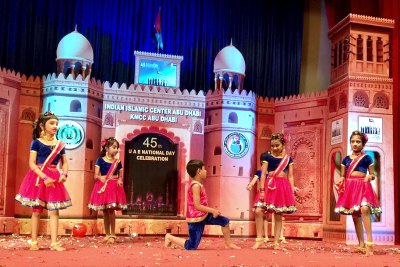 cultural-program-national-day-celebration-indian-islamic-center-ePathram