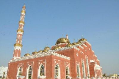 dahi-khalfan-masjid-in-dubai-ePathram