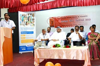 drishya-film-fest-2012-faisal-bava-ePathram