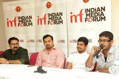 dubai-indian-media-forum-sent-off-to-reporters-ePathram