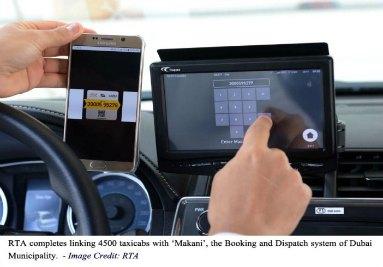 dubai-municipality-makani-for-rta-and-taxi-booking-ePathram