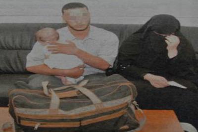egyptian-couple-arrest-in-sharjah-ePathram