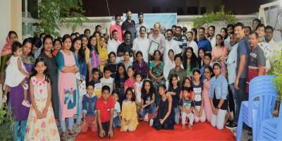 family-gathering-and-sent-off-arangu-samskarika-vedhi-ePathram