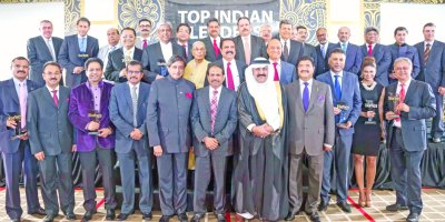 forbes-honors-top-100-indian-leaders-uae-ePathram