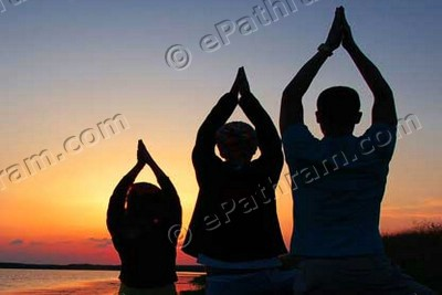 health-fitness-yoga-ePathram
