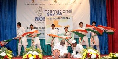 indian-media-abu-dhabi-gandhi-jayanthi-celebration-epathram
