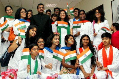 indipendence-day-celebrations-in-indian-embassy-ePathram