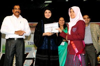 indira-gandhi-veekshanam-forum-sheikh-zayed-merit-award-2015-ePathram