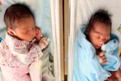 infants-found-in-sharjah-ePathram