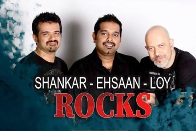 isc-abu-dhabi-shankar-ehsaan-loy-concert-ePathram