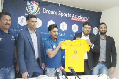 jersey-release-of-dream-sports-academy-ePathram