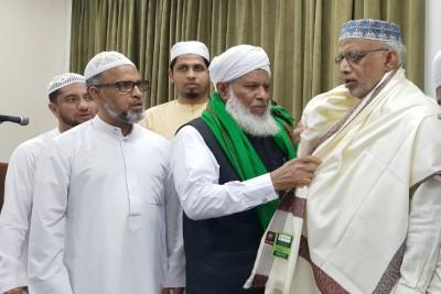 kannur-sunni-mahal-reception-to-koyyod-umer-musliyar-ePathram
