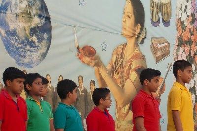 keralappiravi-celebration-efia-school-ePathram