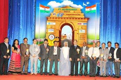 kmcc-state-committee-honor-indian-doctors-ePathram
