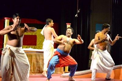 krishnanunny-drama-mooka-narthakan-ePathram