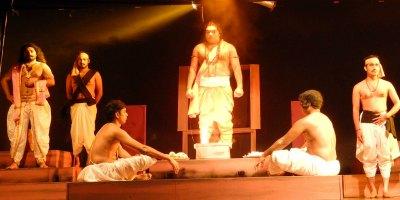 ksc-drama-fest-2017-agniyum-varshavum-of-kanal-dubai-ePathram