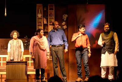 ksc-drama-fest-priyanandan-lights-out-ePathram