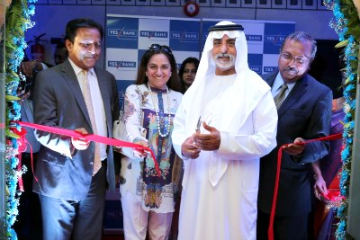 launches-of-yes-bank-first-international-representative-office-in-abudhabi-ePathram