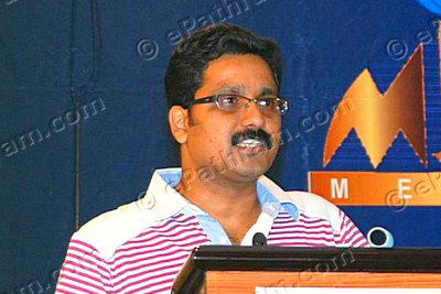 leo-radhakrishnan-of-radio-me-ePathram