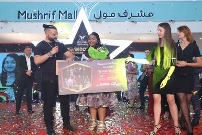 lulu-mushrif-mall-talentology-2020-winner-surya-badrinath-ePathram
