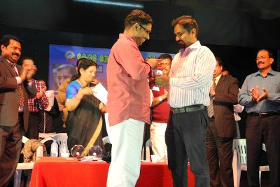 madhu-paravoor-ksc-drama-competition-winner-ePathram