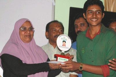 malappuram-dist-plus-two-winner-arjun-sreedhar-ePathram
