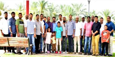 mic-malik-ibn-deenar-friends-uae-alumni-family-gathering-ePathram