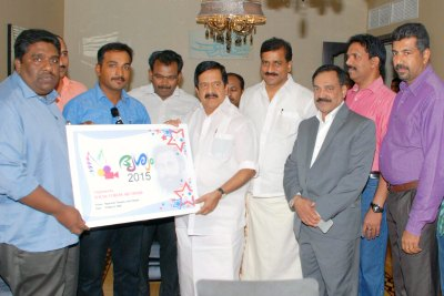 minister-chennithala-release-logo-of-drishyam-2015-ePathram