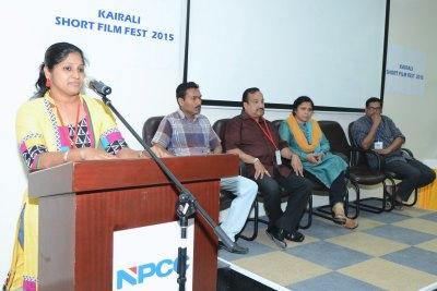 nandana-inaugurate-npcc-kairali-cultural-forum-film-fest-ePathram