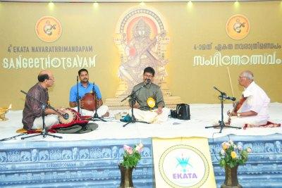 navarathri-music-ekta-sharjah-ePathram