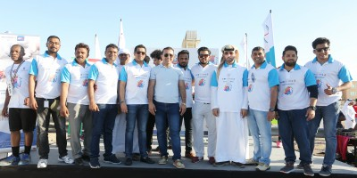 officials-uae-year-of-tolerance-2019-vps-group-run-for-tolerance-ePathram